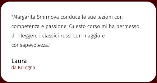 testimonianza classici russi - 3
